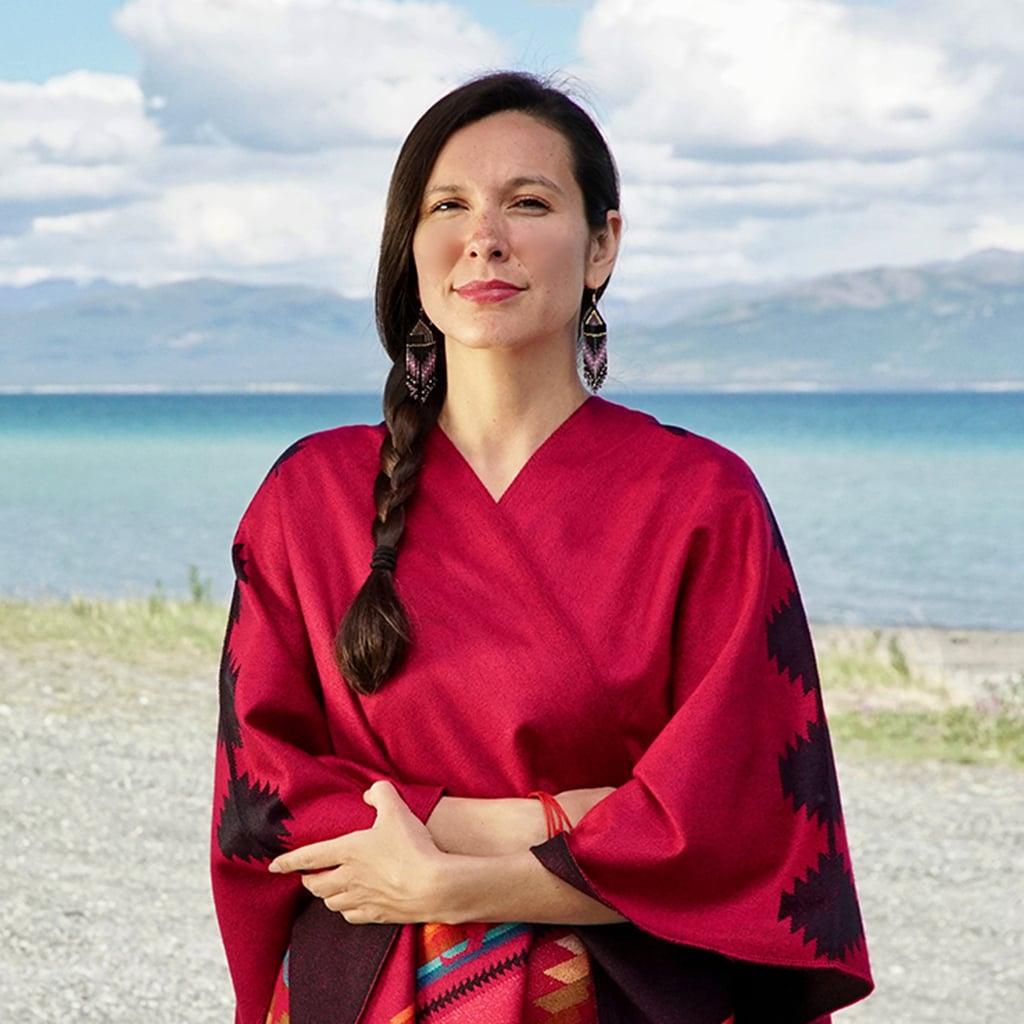 Host Melina Laboucan Massimo